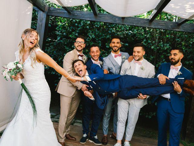 O casamento de Daniela e Ricardo