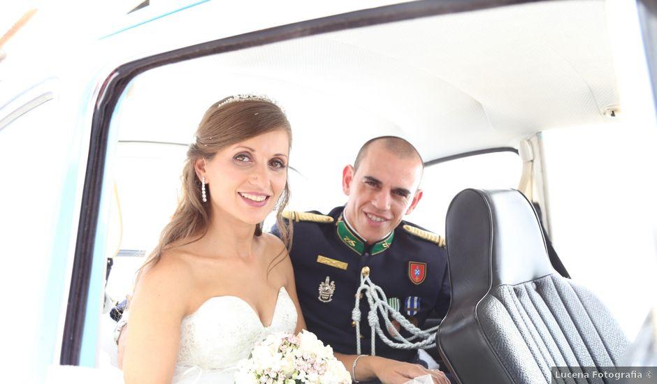 O casamento de João e Sara em Lourinhã, Lourinhã