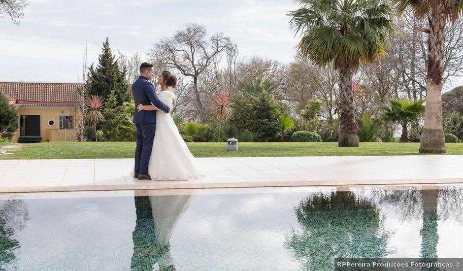 O casamento de David e Ana em Oeiras, Oeiras