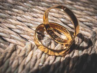 O casamento de Claúdia e João 1