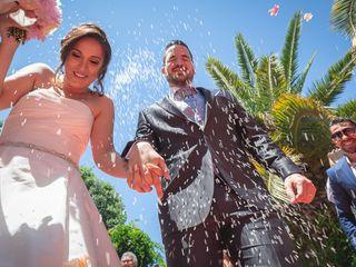 O casamento de Claúdia e João