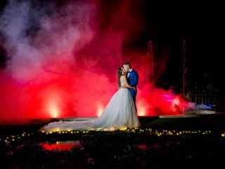 O casamento de Gabi e Hélder