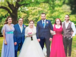 O casamento de Susana e Bruno
