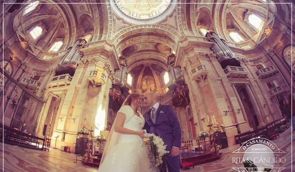 O casamento de Cândido e Rita em Mafra, Mafra
