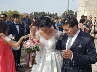 O casamento de Margarida  e Márcio