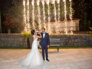 O casamento de Manuela e Francisco