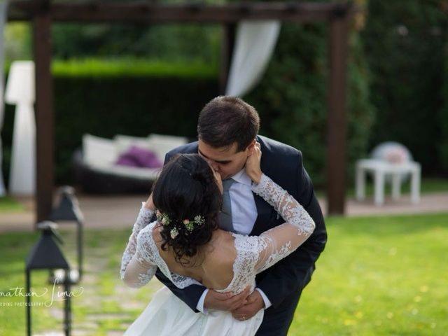 O casamento de Márcio  e Margarida  em Paredes, Paredes 1