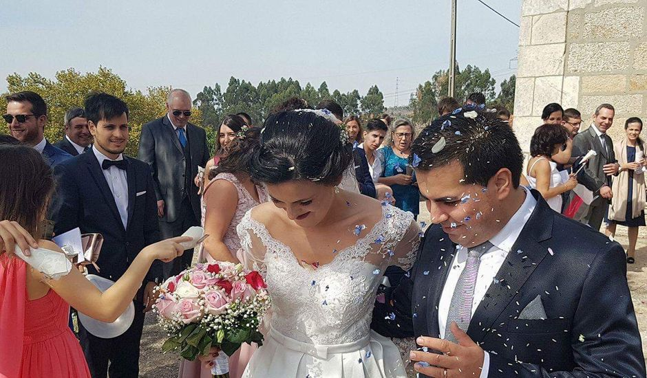 O casamento de Márcio  e Margarida  em Paredes, Paredes