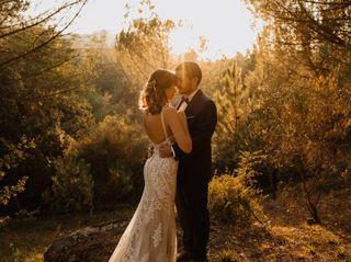 O casamento de Ana e Bruno