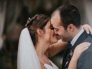 O casamento de Carina e Artur