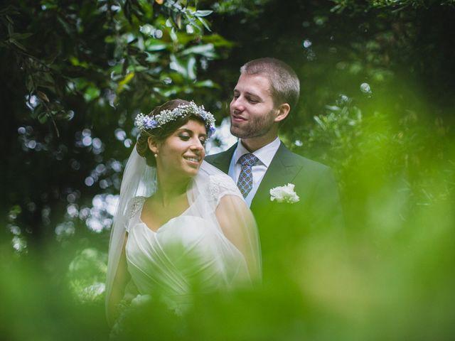 O casamento de Ana Raquel e José