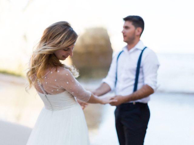 O casamento de Marius e Larisa em Alvor, Portimão 9
