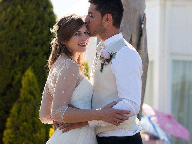 O casamento de Marius e Larisa em Alvor, Portimão 1