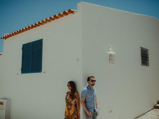 O casamento de Christoph e Janine em Alvor, Portimão 8
