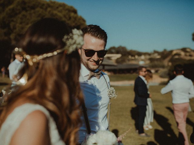 O casamento de Christoph e Janine em Alvor, Portimão 81