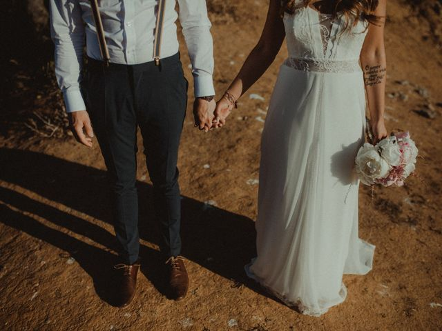 O casamento de Christoph e Janine em Alvor, Portimão 85