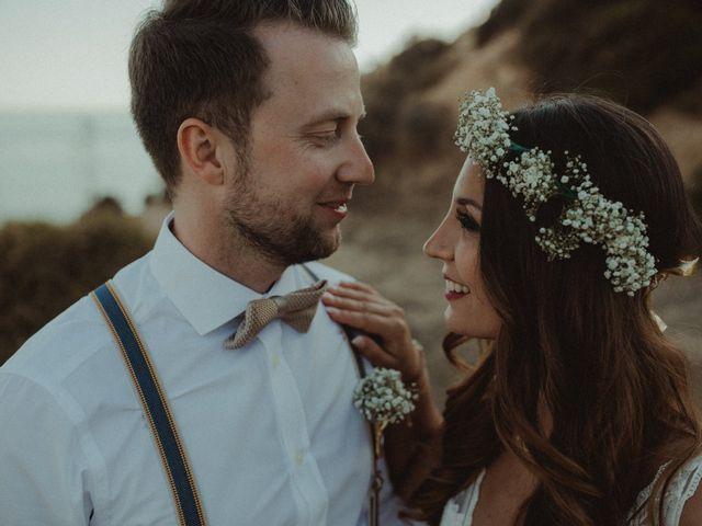 O casamento de Christoph e Janine em Alvor, Portimão 1
