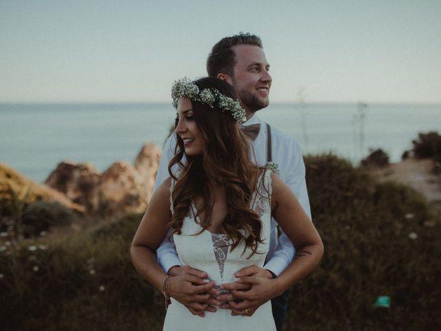 O casamento de Christoph e Janine em Alvor, Portimão 95