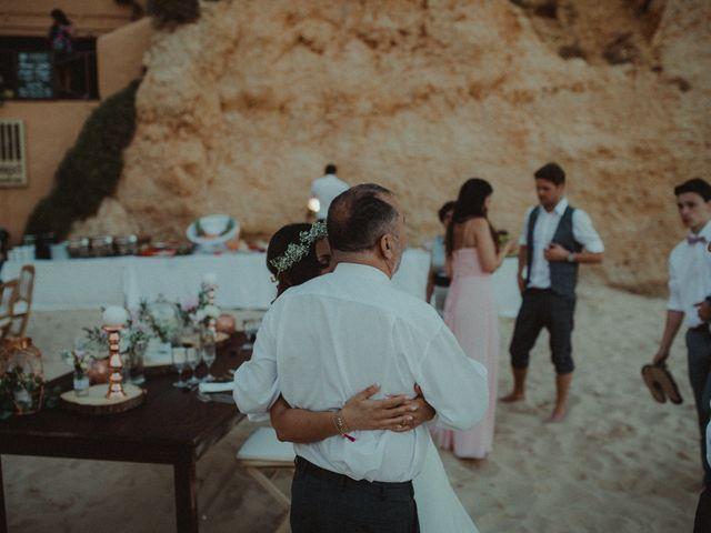 O casamento de Christoph e Janine em Alvor, Portimão 110
