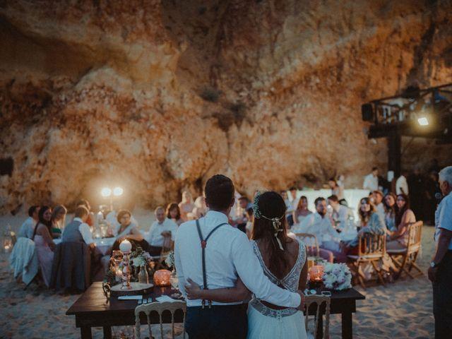O casamento de Christoph e Janine em Alvor, Portimão 120