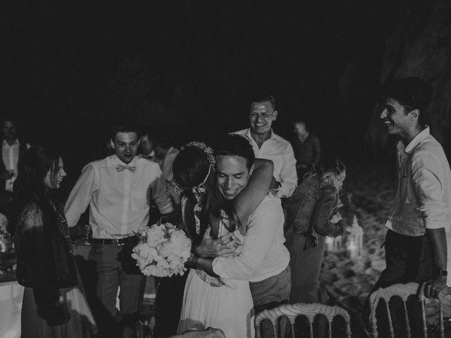O casamento de Christoph e Janine em Alvor, Portimão 134