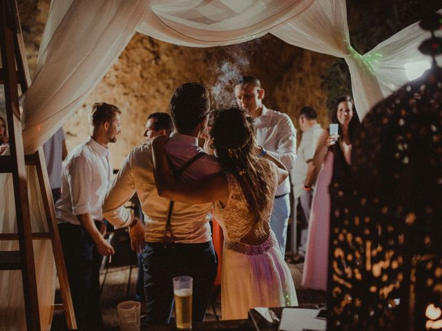 O casamento de Christoph e Janine em Alvor, Portimão 164