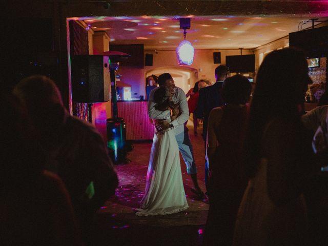 O casamento de Christoph e Janine em Alvor, Portimão 165