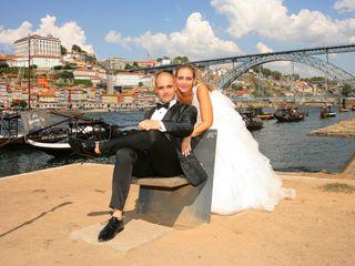 O casamento de Jackeline e Victor