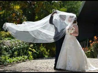 O casamento de Lúcia e Sundeep 2