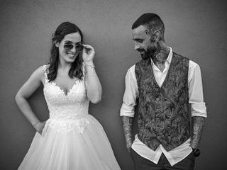 O casamento de Sofia e Emanuel