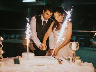 O casamento de André e Mariana