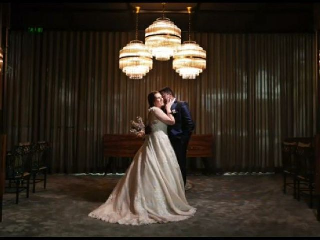 O casamento de Lúcia e Sundeep