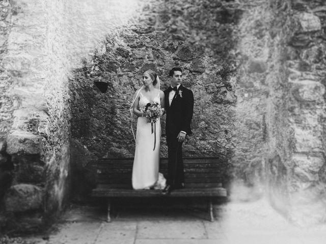O casamento de Catherine e Benjamin