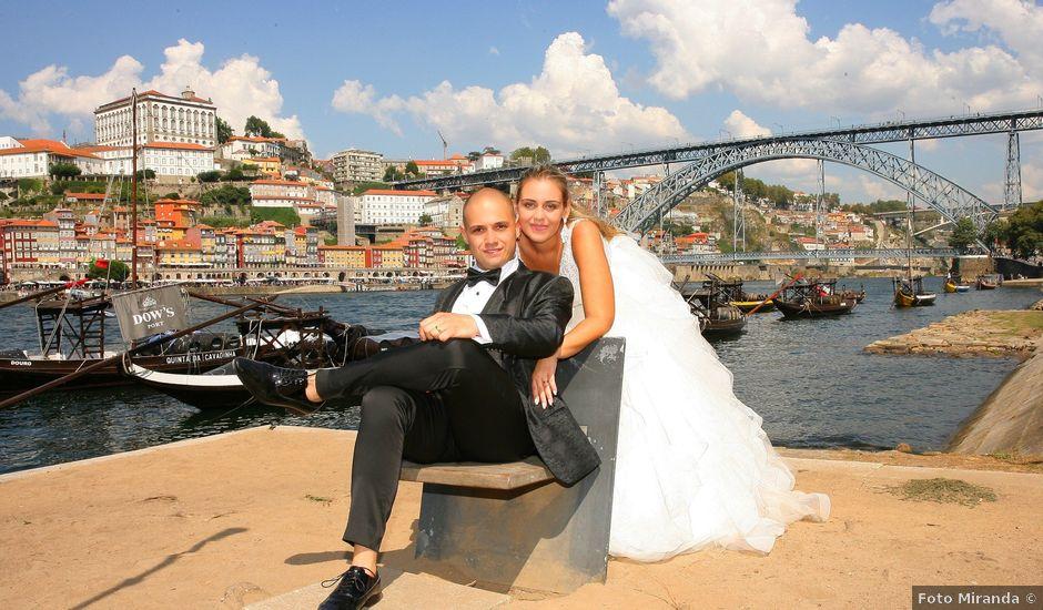 O casamento de Victor e Jackeline em Espinho, Espinho