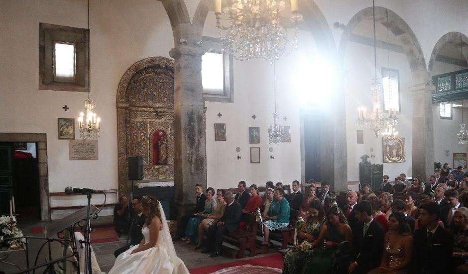 O casamento de Mário e Lara em Angra do Heroísmo, Terceira