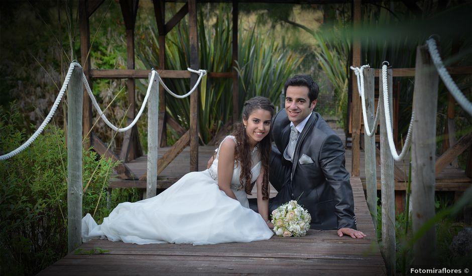 O casamento de Nuno e Sara em Carnaxide, Oeiras