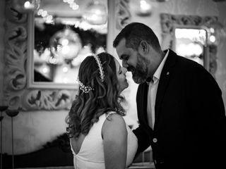 O casamento de Cristina e Guilherme