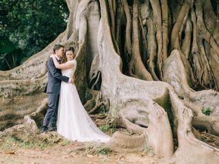 O casamento de Christina e Matt