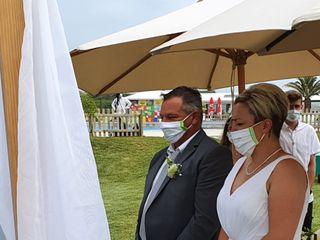O casamento de Carla  e Patrick 2