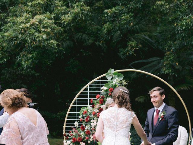 O casamento de Matt e Christina em Ponta Delgada, São Miguel 57