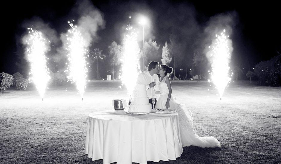 O casamento de Élio e Alice em Faro, Faro (Concelho)