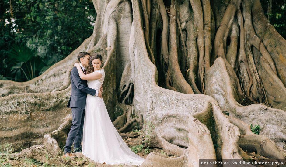 O casamento de Matt e Christina em Ponta Delgada, São Miguel