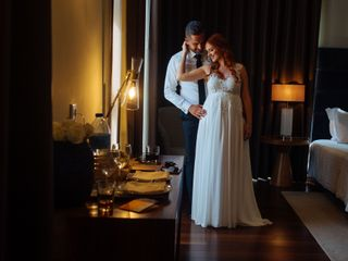 O casamento de Mariana e Sandro