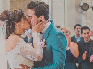 O casamento de Andrezza e Danilo