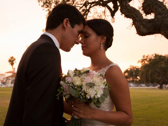 O casamento de Bernardo e Sofia em Samora Correia, Benavente 1