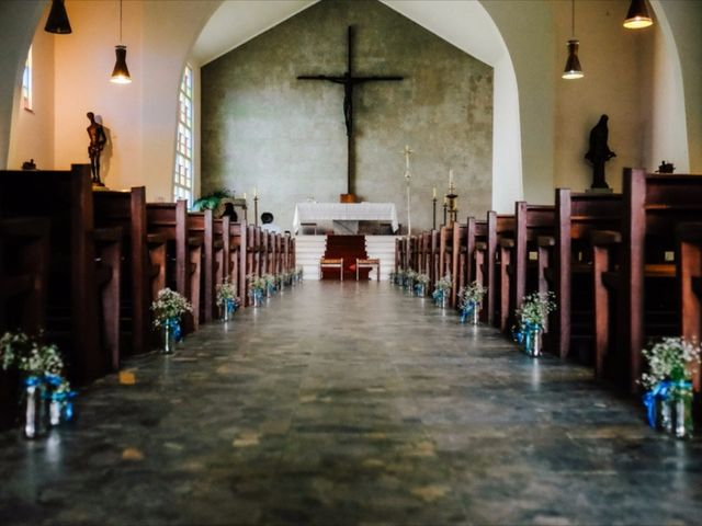 O casamento de Filipe e Liliana em Mouriscas, Abrantes 28