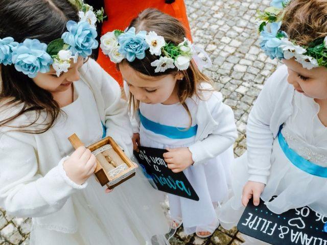 O casamento de Filipe e Liliana em Mouriscas, Abrantes 31