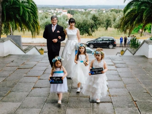 O casamento de Filipe e Liliana em Mouriscas, Abrantes 32