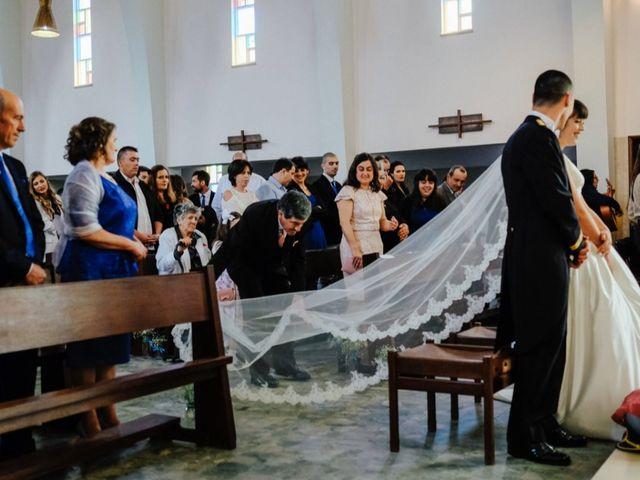O casamento de Filipe e Liliana em Mouriscas, Abrantes 37