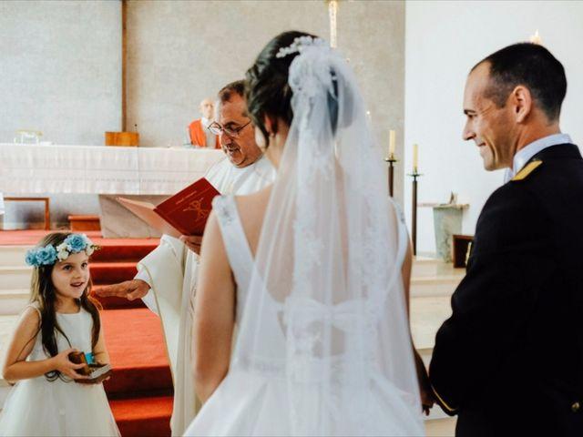 O casamento de Filipe e Liliana em Mouriscas, Abrantes 39